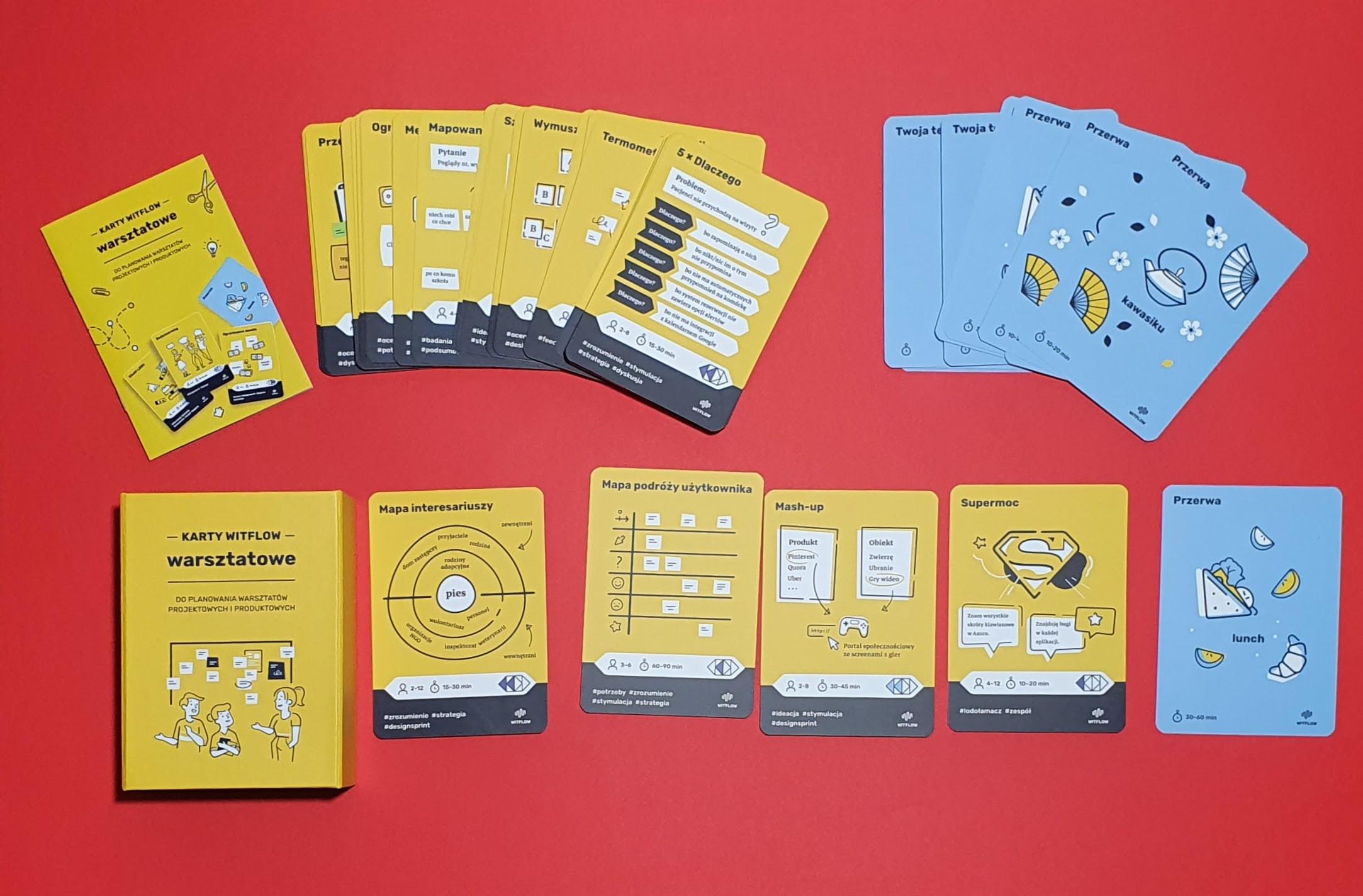 karty warsztatowe witflow